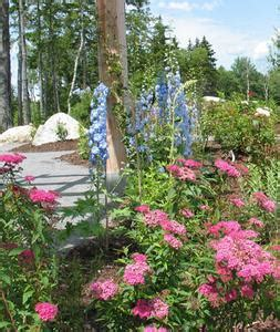 Coastal Maine Botanical Gardens Weddings Attractions Entertainment New Harbor Me Usa Wedding Mapper