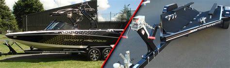 aluminum boat trailers nz dmw trailers are manufactured in hamilton jet ski
