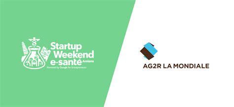 ag2r la mondiale si鑒e social ag2r la mondiale partenaire du startup weekend e sant 233