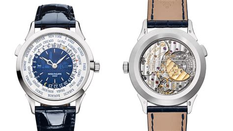 9 new limited edition watches from patek philippe