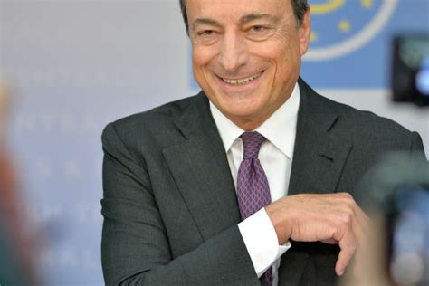 mario draghi ecb euro central banks begin qe stimulus programme