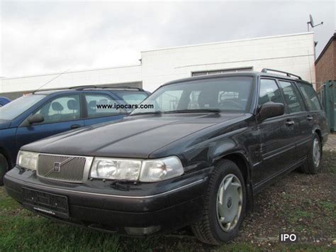 automotive air conditioning repair 1998 volvo v90 parental controls 1998 volvo v90 3 0 car photo and specs