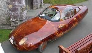 Cars Made By Cars Made Out Of Wood 16