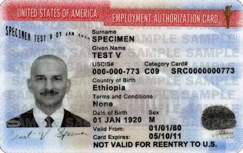 Documentation Of Eligibility To Work In The United States