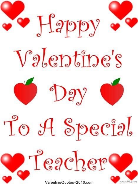 valentines for quotes for teachers quotes 2017