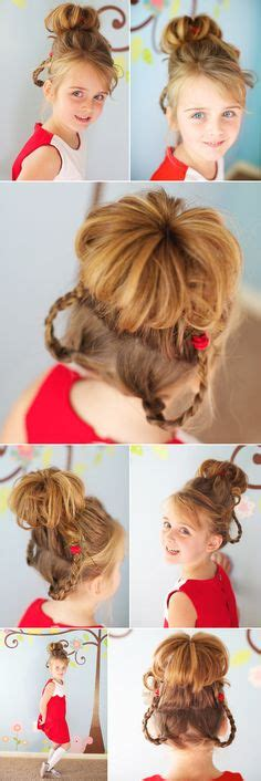 Whoville Hairstyles by Seussical The Musical Hair Whoville Who Hair Day