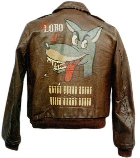 Jaket Bomber Pilot Canvas Marsmello wwii a2 bomber jacket war paint
