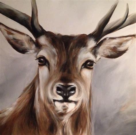 Pig Decor For Home 17 Beste Idee 235 N Over Herten Schilderijen Op Pinterest
