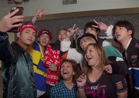bts jimmy kimmel live watch k pop band bts pranking fans on jimmy kimmel