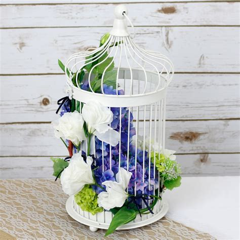 white bird cage decor bird cages
