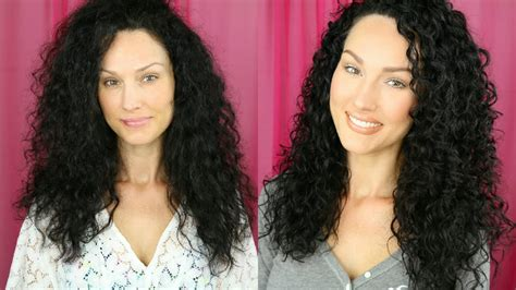diva curl hairstyling techniques new devacurl decadence curly hair line my curly hair