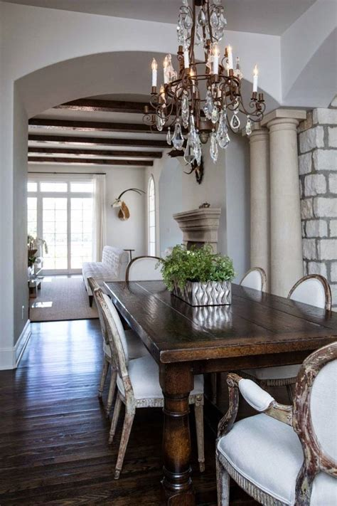 dark rustic dining 71 best columns interior decorating half wall bookshelf