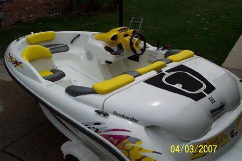 sea fox boats europe seadoo speedster for sale 1997