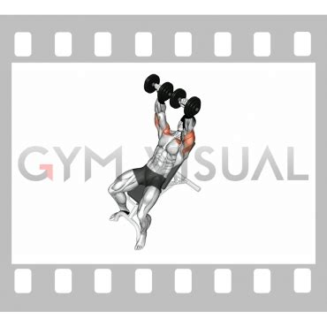 incline bench press video dumbbell incline bench press