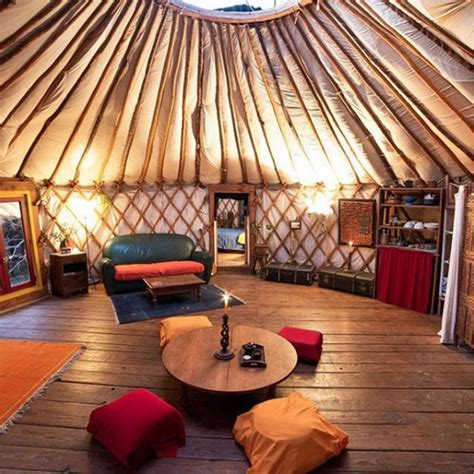 hutte mongole yurt alternative homes that will inspire you to