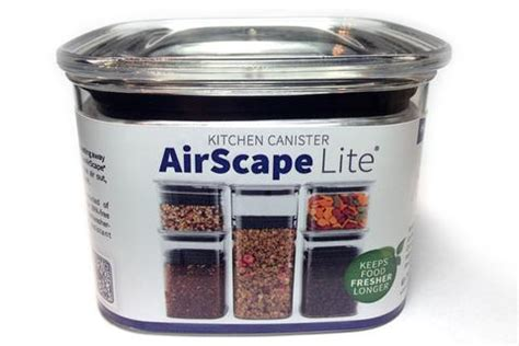 Airscape Kitchen Canister Australia by Teaware Soul Tea Co