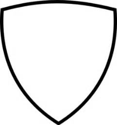 Designes white shield clipart best