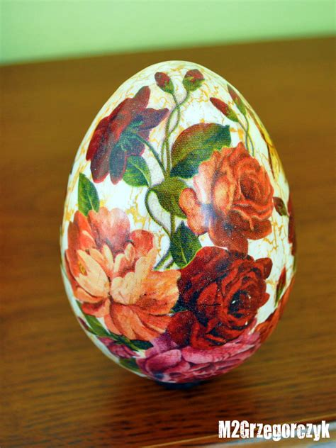 Decoupage Eggs - decoupage egg 28 by m2grzegorczyk on deviantart