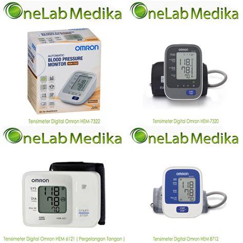 tensimeter digital paling akurat onelab medika