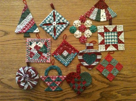 patterns for fabric christmas tree decorations quilted ornaments quilted ornaments pinterest window