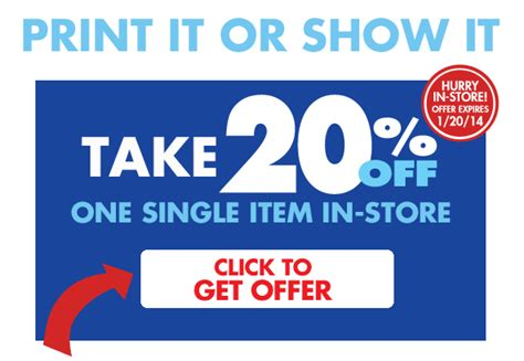bed bath beyond 20 in store purchase coupon