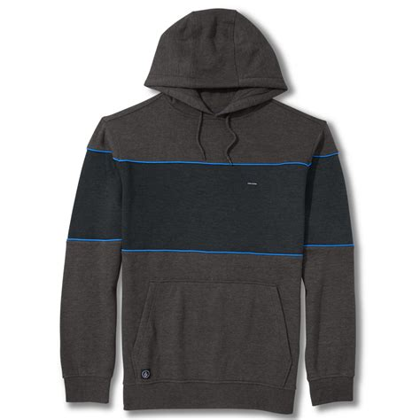 Hoodie Jaket Volcom Sweater Warung Kaos 1 volcom dicition pullover colorblock hoodie in black for lyst