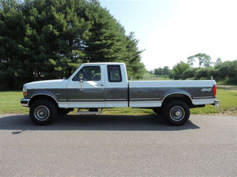 automobile air conditioning repair 1993 ford f250 engine control 1993 ford f 250 diesel 4x4 ext cab one owner mint for sale photos technical specifications