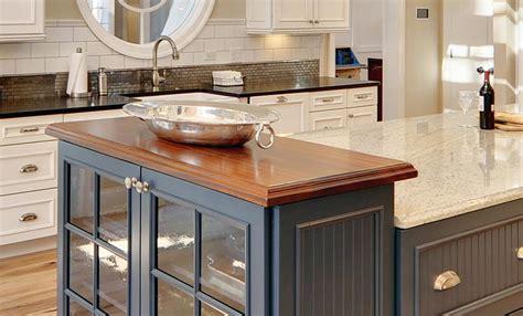 Flat Countertop by Wood Countertops Butcher Block Countertop Bar Top Images