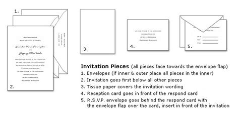 how to address wedding invitations without inside envelope assembling wedding invitations invitation consultants