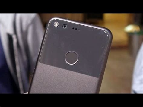 google pixel hands on say hello to google s future google pixel hands on review youtube