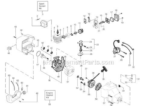 weed eater fl parts list  diagram type  ereplacementpartscom