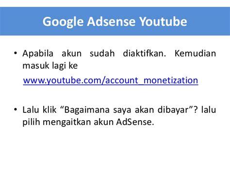 cara membuat akun google ads cara membuat akun google adsense