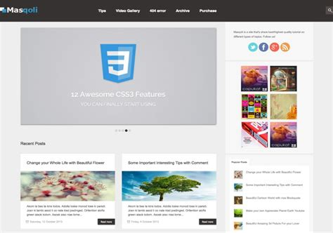 blogger templates for reviews masqoli blogger template 2015 review premium themes