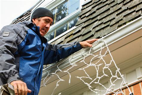 safety tips for putting up christmas lights surepoint