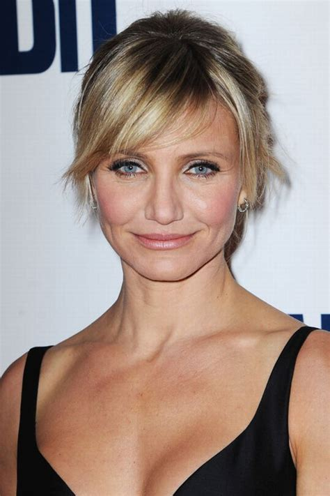 cameron diaz hairstyle unique and cameron diaz hairstyles