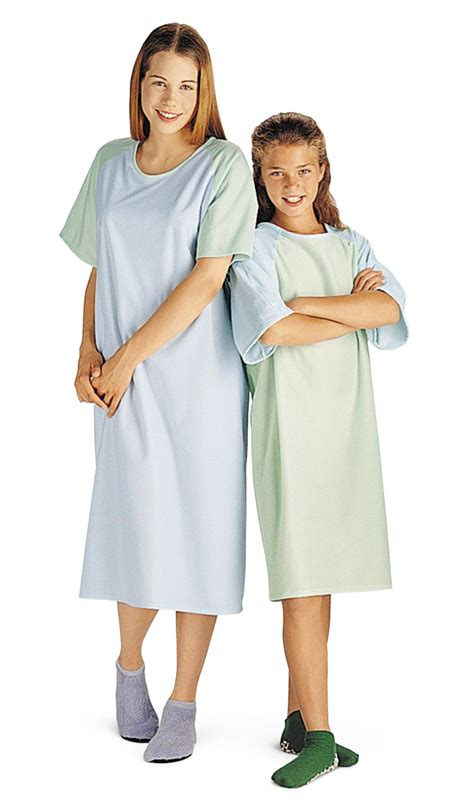 comfortable hospital gowns teen comfort knit collection iv gown bh medwear
