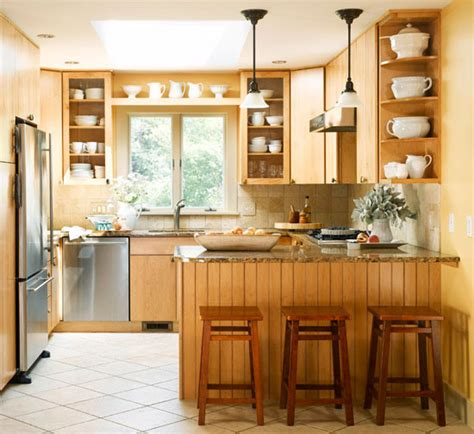 Decor Ideas For Kitchen Home Decor Walls Small Kitchen Decorating Design Ideas 2011