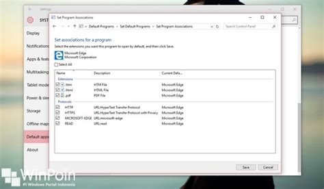 cara membuat aplikasi ios di windows cara mengatur aplikasi atau software default di windows 10
