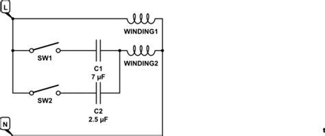 induction fan speed controller ac speed on a ceiling fan induction motor electrical engineering stack exchange