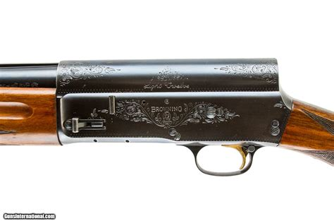 browning a5 light 12 browning belgium light 12 12 gauge
