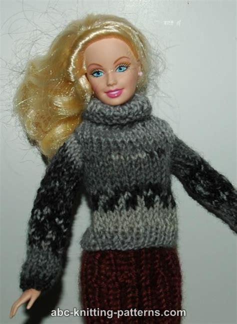 fashion doll knitting patterns free doll knitting patterns 171 free knitting patterns