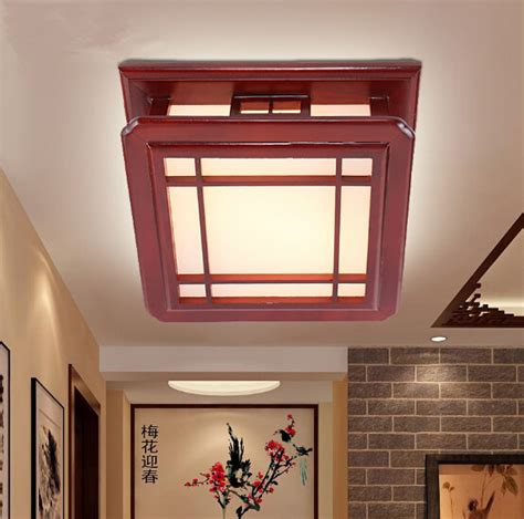 Wood Frame Ceiling by Popular Wood Frame Ceiling Light Buy Cheap Wood Frame Ceiling Light Lots From China Wood Frame