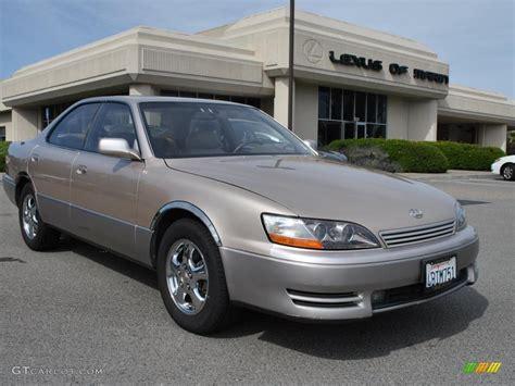1995 sandstone beige metallic lexus es 300 31204678