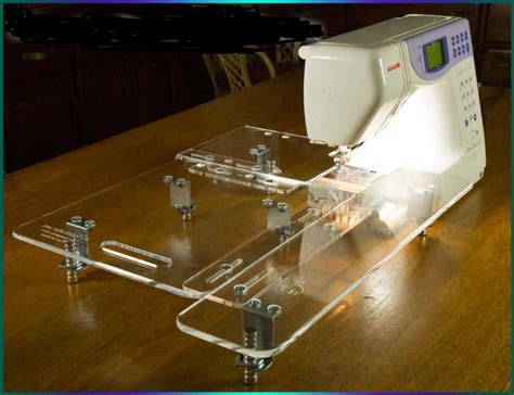 sewing machine extension table sewing machine brands
