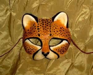 cheetah mask template cheetah mask masks