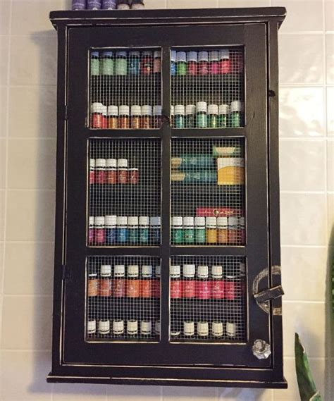 essential oil storage cabinet 565 best images about young living on pinterest