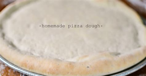 Links From Pizza Crusts To Tap Water by P S Back To Basics Pizza Dough