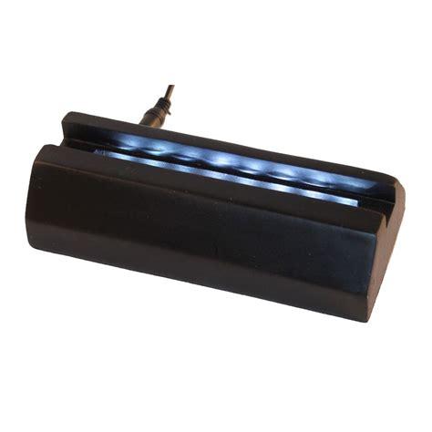 led light base for simple black 6 slot style light base with 8 leds high