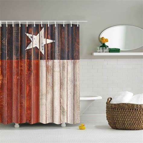 nautical bathroom curtains 3d art nautical anchor map print bathroom set fabric