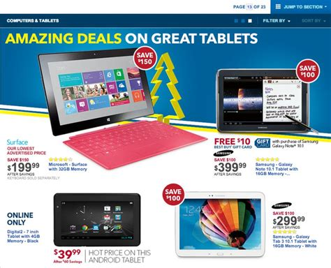 android deals best buy black friday 2013 ad free galaxy s4 49 99 lg g2 29 99 htc one 29 99